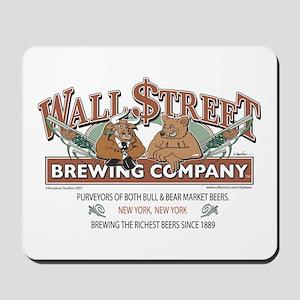 Wall Street Brewing Company Mousepad