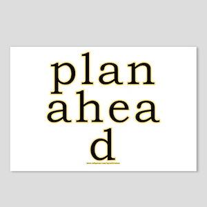 Plan Ahead Joke Postcards (Package of 8)