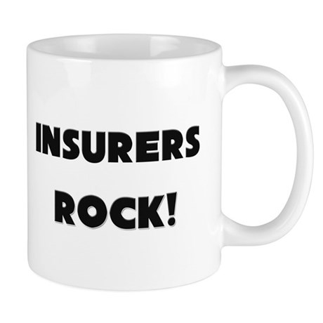 Insurers ROCK Mug