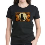 Halloween Omens Women's Dark T-Shirt