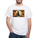 Halloween Omens White T-Shirt