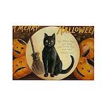 Halloween Omens Rectangle Magnet (100 pack)
