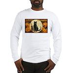 Halloween Omens Long Sleeve T-Shirt