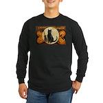 Halloween Omens Long Sleeve Dark T-Shirt