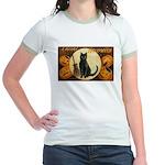 Halloween Omens Jr. Ringer T-Shirt