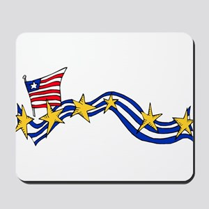 USA Support Mousepad