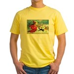 Mischief Witch Yellow T-Shirt
