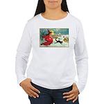 Mischief Witch Women's Long Sleeve T-Shirt