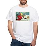 Mischief Witch White T-Shirt