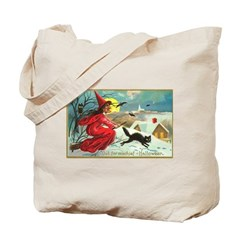 Mischief Witch Tote Bag