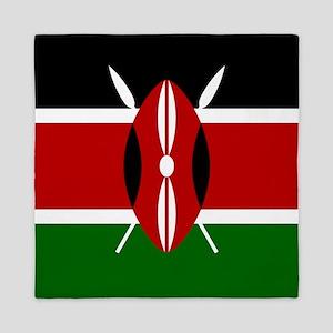 Flag: Kenya Queen Duvet