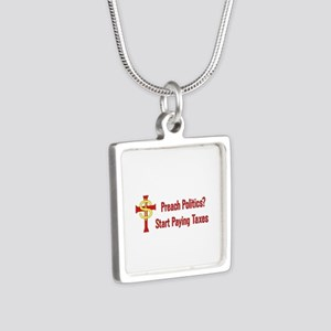 Tax The Churches Necklaces