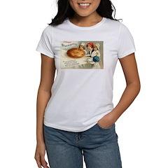Thanksgiving Pie Women's T-Shirt