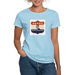 Obama / Biden JFK '60 Shield Women's Light T-Shirt