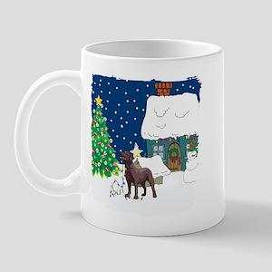 Christmas Lights Lab Mug
