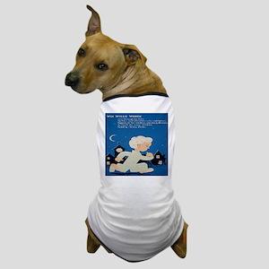 Wee Willie Winkie Dog T-Shirt