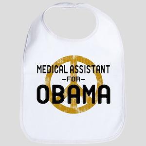 Medical Assistant for Obama Bib