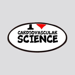I Love Cardiovascular Science Patch