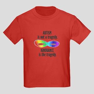 Not a Tragedy Kids Dark T-Shirt