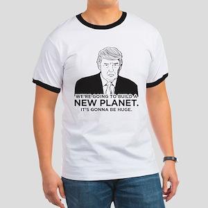 Donald Trump New Planet Ringer T