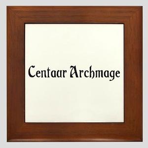 Centaur Archmage Framed Tile