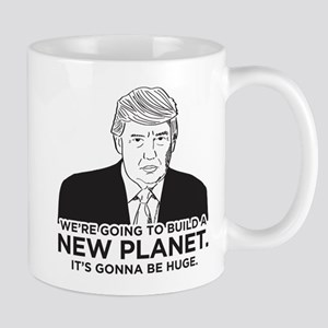 Donald Trump New Planet Mug