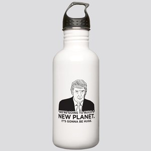 Donald Trump New Plane Stainless Water Bottle 1.0L