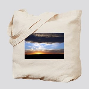 Sunset Picture Tote Bag