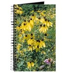 Prairie with yellow Coneflowers Notebook/Journal