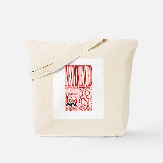 Sarah Palin - Dangerous Right Tote Bag