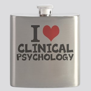 I Love Clinical Psychology Flask