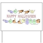 HalloweenCC Yard Sign
