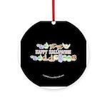 HalloweenCC Ornament (Round)