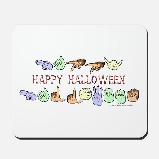 HalloweenCC Mousepad