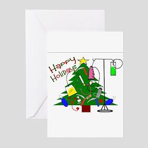 Holiday Nurse/Medical Greeting Cards (Pk of 20)