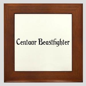 Centaur Beastfighter Framed Tile