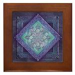 Celtic Avant Garde Framed Tile