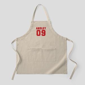 ANSLEY 09 BBQ Apron
