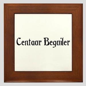 Centaur Beguiler Framed Tile