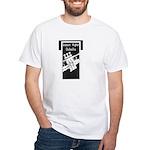 GHJO White T-Shirt