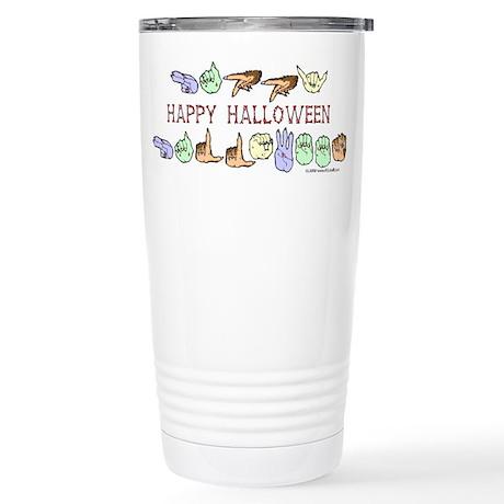 HalloweenCC Stainless Steel Travel Mug