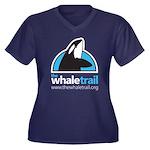 Logo Plus Size T-Shirt