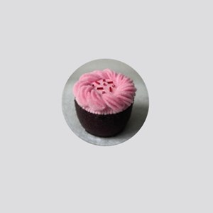 Cupcake Mini Button