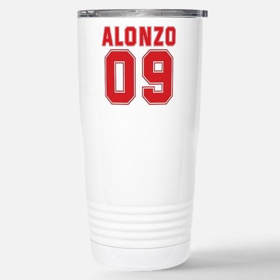 ALONZO 09 Stainless Steel Travel Mug