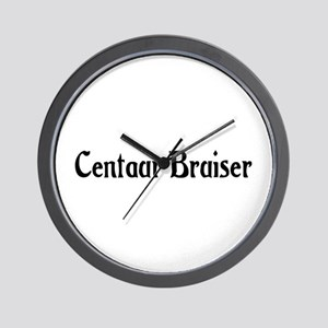 Centaur Bruiser Wall Clock