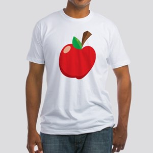 Apple Fitted T-Shirt