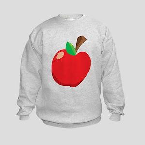 Apple Kids Sweatshirt