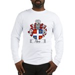 Florio Family Crest Long Sleeve T-Shirt