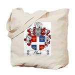 Florio Family Crest Tote Bag