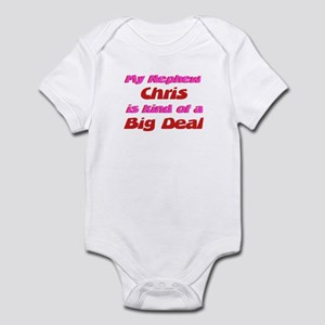 Nephew Chris - Big Deal Infant Bodysuit